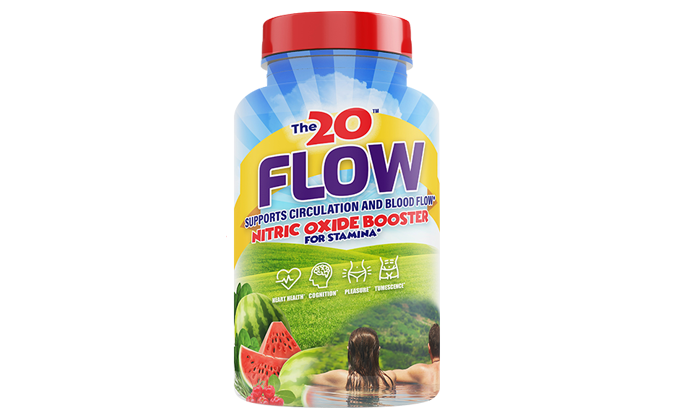 The 20 Flow Nitric Oxide Booster review