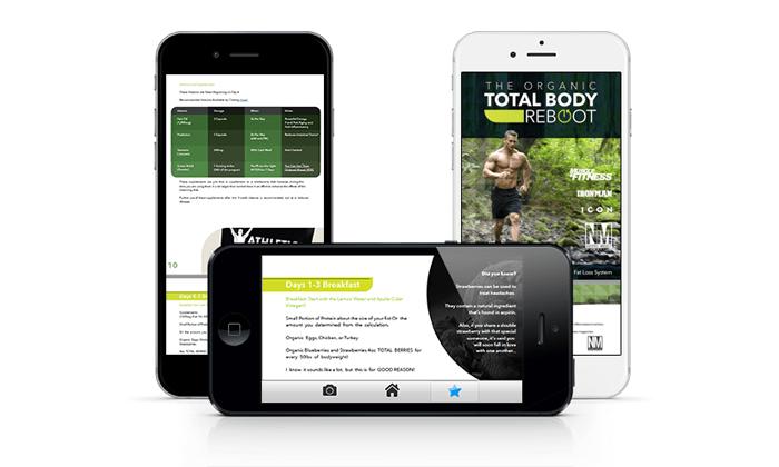 Organic Total Body Reboot review