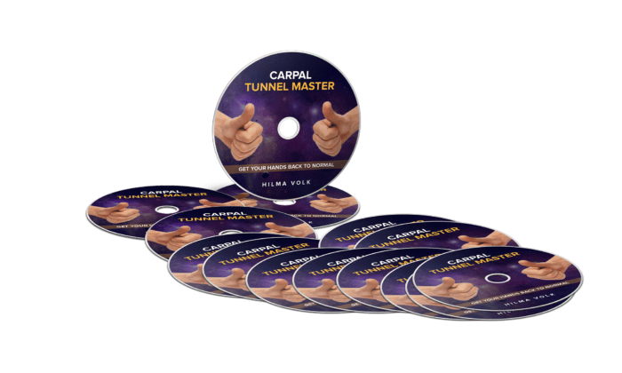 carpal tunnel master review