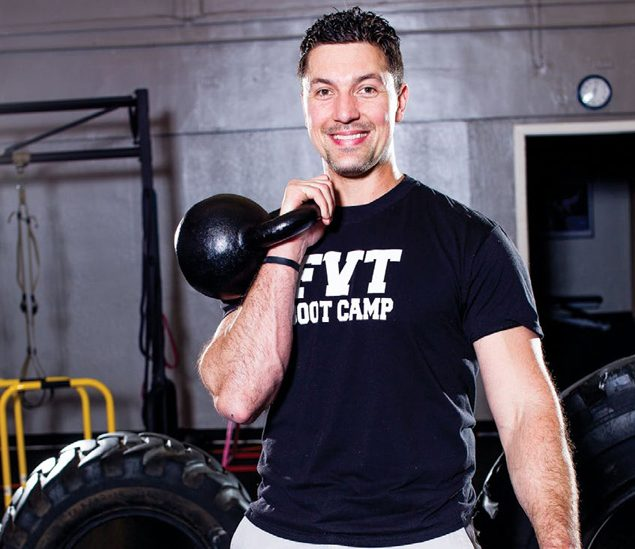 The Core Kettlebell Challenge Forest Vance