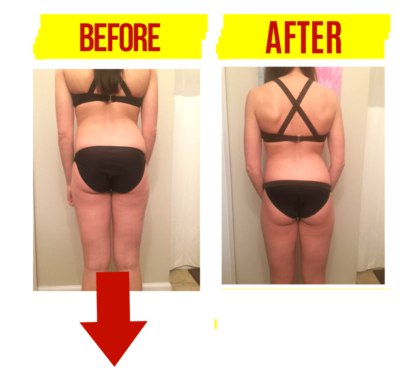 bikini buns program results