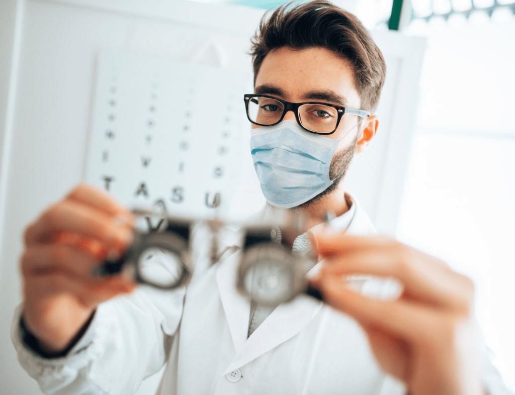Eye Care During The Coronavirus Pandemic