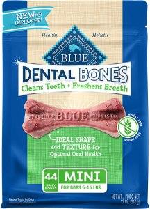 Blue Buffalo Dental Bone Chew Dog Treat