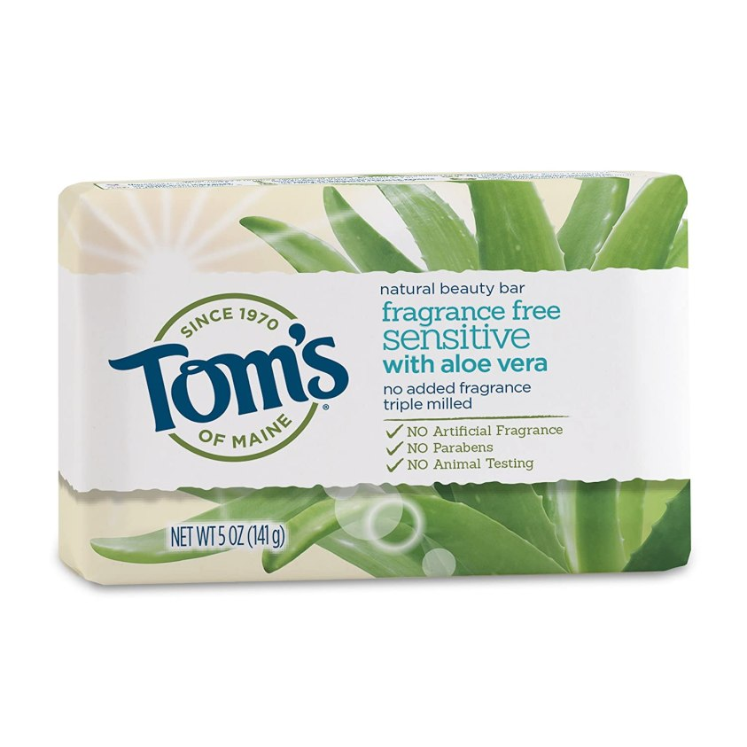 Tom's Of Maine Natural Unscented Beauty Bar