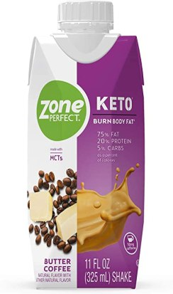 ZonePerfect Keto Shake