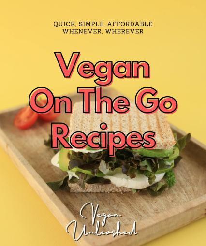 Vegan On The go recipes
