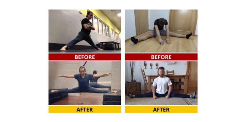 Hyperbolic Stretching for men