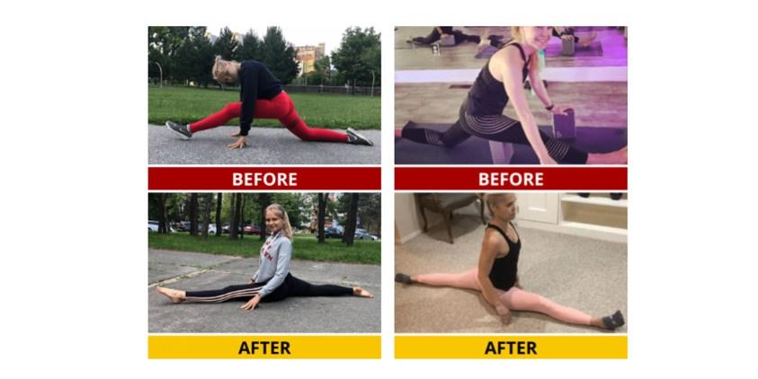 Hyperbolic Stretching for women