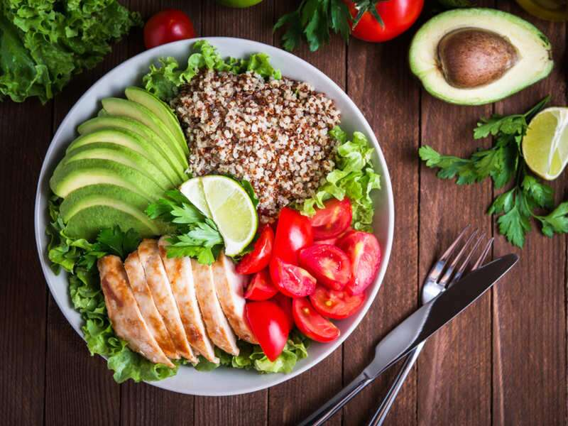 5-day Diet Plan To Lose Weight During The Menopause