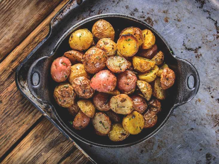 What To Eat After A Potato Reset - How Good Is This Diet?