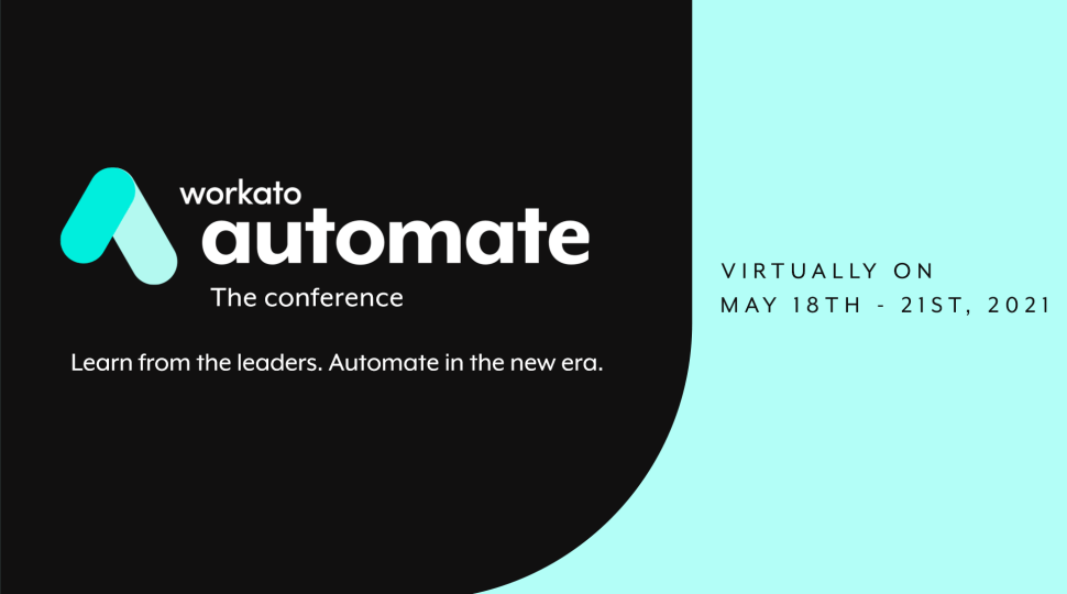 Workato Automate the conference
