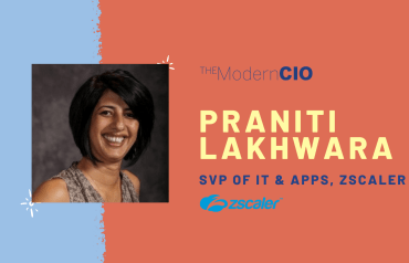 How to tackle project management at scale with Praniti Lakhwara, SVP of IT & Apps at Zscaler-image