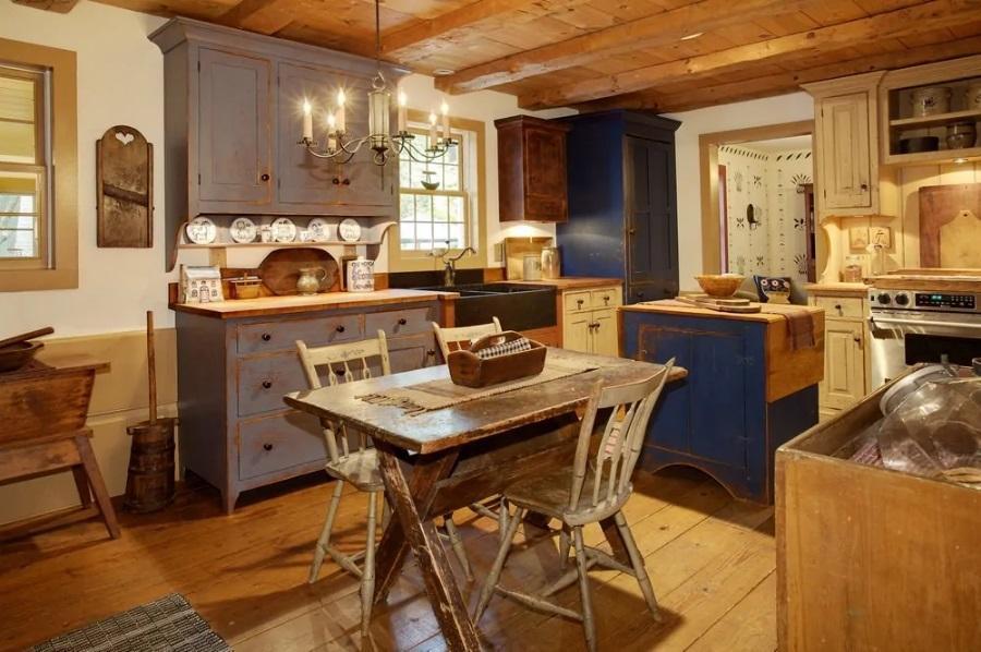 ТОП 16 Стилей Дизайна Интерьера Кухни: Фото, Описание, Советы