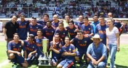 Real Chupícuaro es el campeón de la internedia; venció 4-1 al Botanas Guadalupe