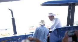 Que el Gobierno de Guanajuato  no recortará recursos al campo.