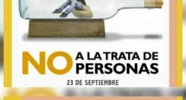 23 de Septiembre . Día Internacional contra la Explotación sexual y el tráfico de Mujeres, Niñas y Niños