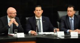 Invita Sinhue Rodríguez  al Senado a tres eventos internacionales