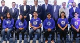 """Exhortan a """"Líderes del Mañana"""" a retribuir beneficios a su comunidad"""
