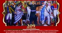 Invitan a participan en las actividades cívicas y culturales de octubre en Acámbaro