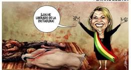 En Bolivia matan al pueblo; la ultraderecha se re-hizo del poder político