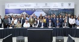 En Guanajuato, el cuidado del agua es tema prioritario: DSR