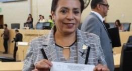 Apoyo a grupos vulnerables, ofrece la Diputada Guadalupe Salas