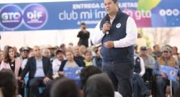 """Más de 21 mil adultos mayores son beneficiados con la Tarjeta """"Mi Impulso GTO."""""""