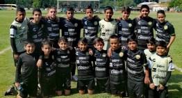 Dorados de la Sub-12 vencen 1-0 al Correcaminos de Puebla