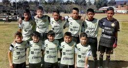 Buen paso del Dorados en la fecha 3 de la Liga MX de Fuerzas Básicas