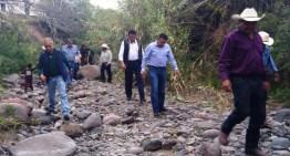 "Alejandro Tirado  Visitó la comunidad de ""Santa Rosa de Lima"""