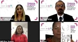 Violencia contra la mujer, la otra pandemia, señalan expertos