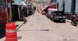 Hasta nuevo aviso, el centro citadino de Acámbaro permanecerá cerrado