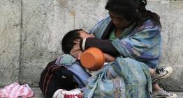 Que habría 16 millones  de personas en pobreza extrema