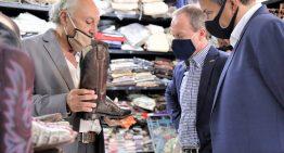 Visita SDES empresas del Sector curtiduría y calzado
