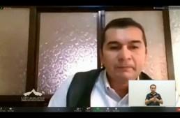 El diputado Luis Magdaleno participa en acciones de economía y educación