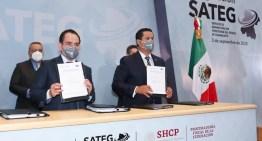 Inauguran oficina del  Sistema de Administración Tributaria de Guanajuato