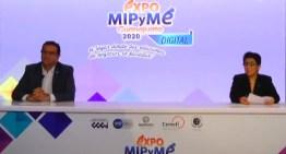Impulsan crecimiento de Mipymes  con Expo virtual de negocios