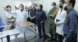 Supervisan que los hospitales  cumplan con las normas sanitarias