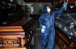Que hay más de 30 mil muertos  no reportados por la Secretaría de Salud
