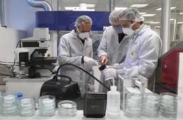 Que el coronavirus  fue creado en un laboratorio militar
