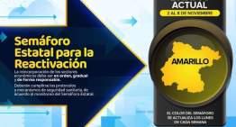 Guanajuato registra 3,455 decesos; Acámbaro tuvo 25 contagios más