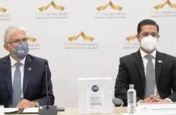Entregan el  Paquete Fiscal 2021 al Congreso de Guanajuato