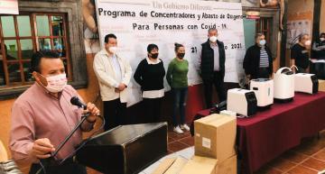 El Gobierno Municipal de Acámbaro, adquirirá 70 concentradores de oxígeno para ser utilizados por la población : ATZ