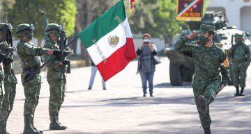 Toma Protesta nuevo Comandante de la 16a. Zona Militar