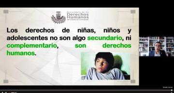 Docentes de Guanajuato promoverán los derechos humanos.
