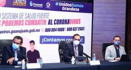 Si aumenta el uso de  cubre bocas, bajarán los contagios: Daniel Díaz