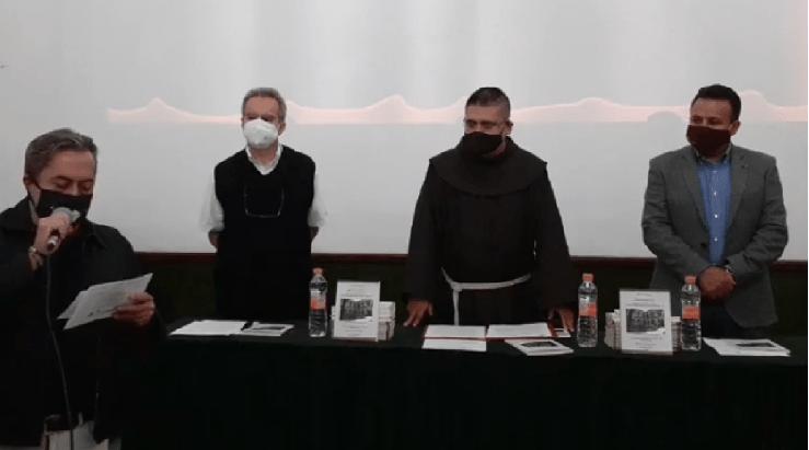 En forma virtual, presentan el libro sobre el Convento Franciscano de Acámbaro