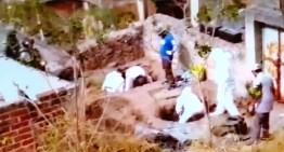 En Acámbaro, se ubican  39 fosas clandestinas con 15 cuerpos y 104 bolsas