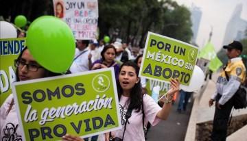 Suprema Corte podría abrir  las puertas al aborto en todo México