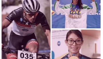 Guanajuato tiene seis pases  a los Juegos Olímpicos y Paralímpicos Tokio 2020+1